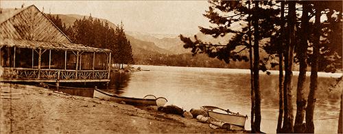 Historic Grand Lake SMALL